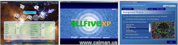 AllFive XP