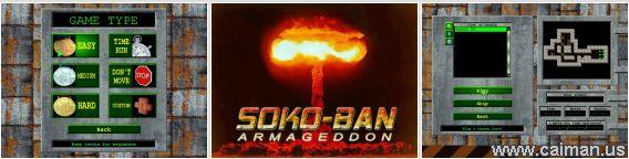Sokoban: Armageddon
