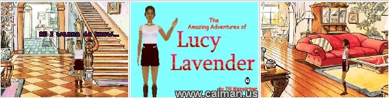 Amazing Adventures of Lucy Lavender