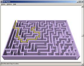 3D Mazes