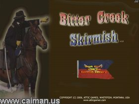 Bitter Creek Skirmish