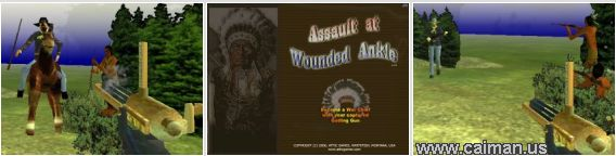 Assault at Wounded Ankle