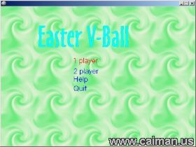Easter Volley Ball