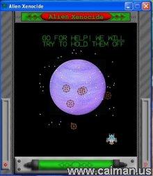 Alien Xenocide