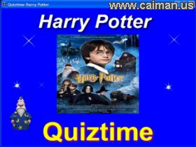 QuizTime - Harry Potter