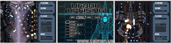 Urban Uprising - Dark New World