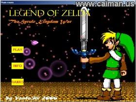 Legend of Zelda: Hyrule kingdom War