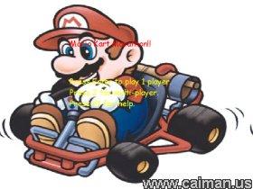 Mario Kart Marathon