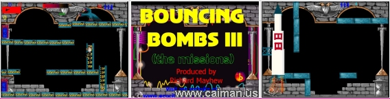 Bouncing Bombs 3
