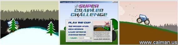 Super Crawler Challenge