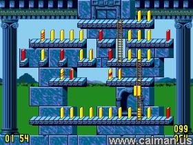 Puzzle game IshiSoft Pushover