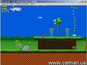 Sonic The Hedgehog Turbo