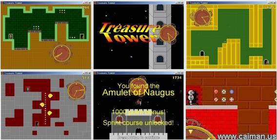 Treasure Tower