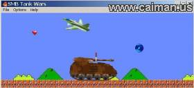 Super Mario Bros. Tank Wars