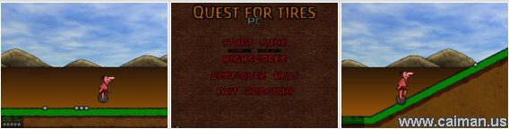Quest For Tires PC