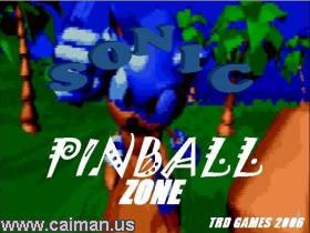 Sonic Pinball Zone