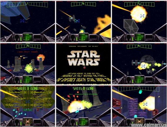 Star Wars Remake