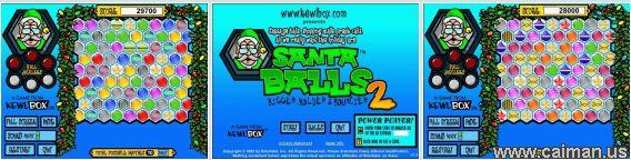 Santa Balls 2