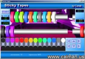Sticky Tapes