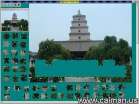Jigsaw Solver 8
