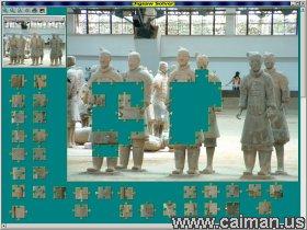 Jigsaw Solver 10