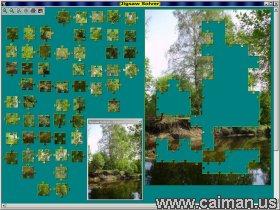 Jigsaw Solver 18