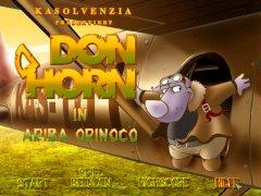 Don Horn in Ariba Orinoco