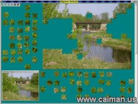 Jigsaw Solver 19