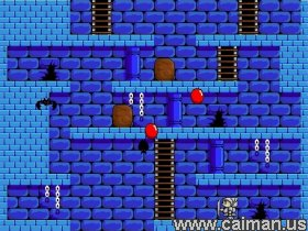 Maze of Galious / Knightmare II