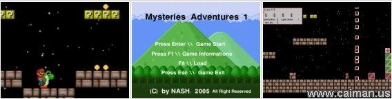 Mysteries Adventures