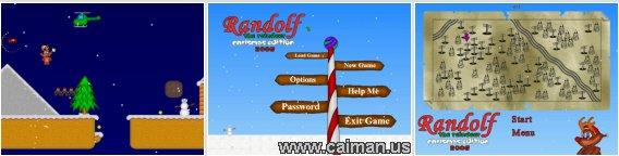 Randolf The Reindeer: Xmas ed.06