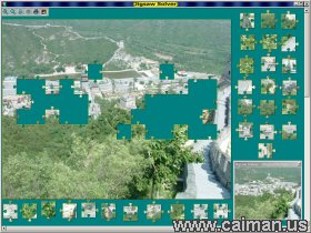 Jigsaw Solver 25
