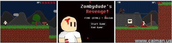 ZombyDude's Revenge!!