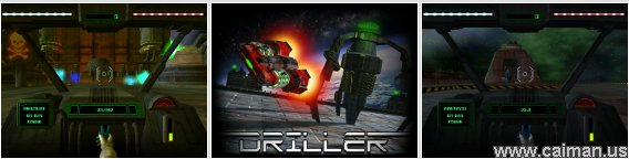 Driller Remake