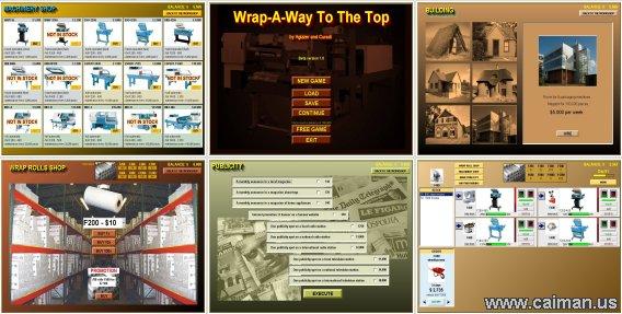 Wrap-A-Way