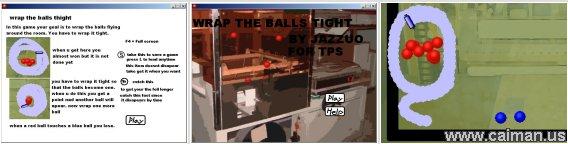 Wrap The Balls Tight