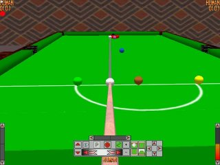 Green Baize Groovers (snooker/pool)