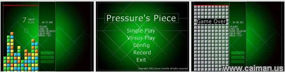 Pressure's Piece
