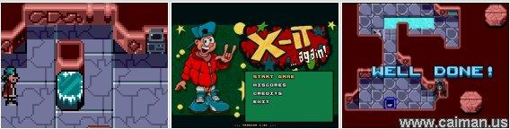 X-It Again