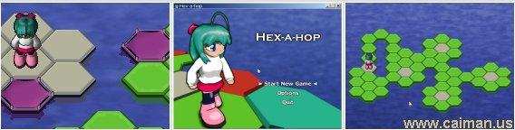 Hex-a-Hop