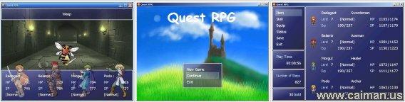 Quest RPG