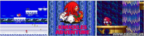 Knuckles Adventure 2
