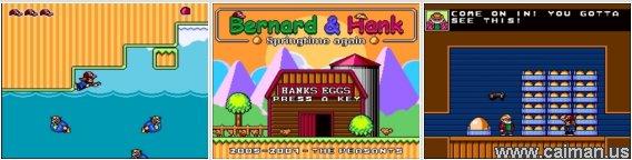 Bernard & Hank : Springtime Again