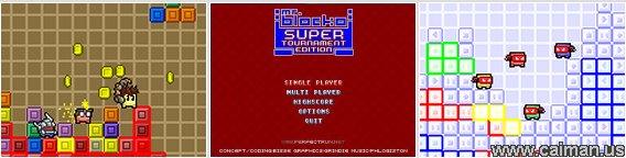 Mr. Blocko - Super Tournament Edition