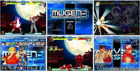 Mugen Tournament
