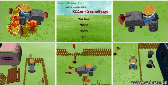 Lawn Mower Joe