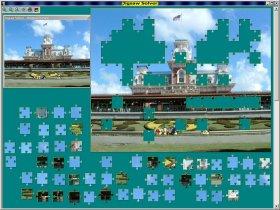 Jigsaw Solver 28