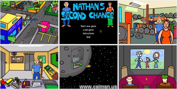 Nathan's Second Chance