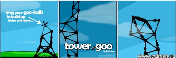 Tower of Goo