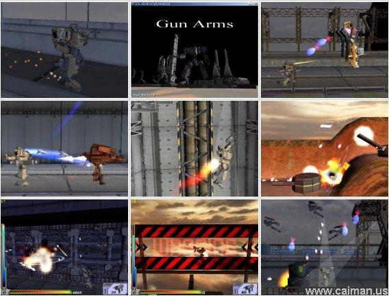 Gun Arms